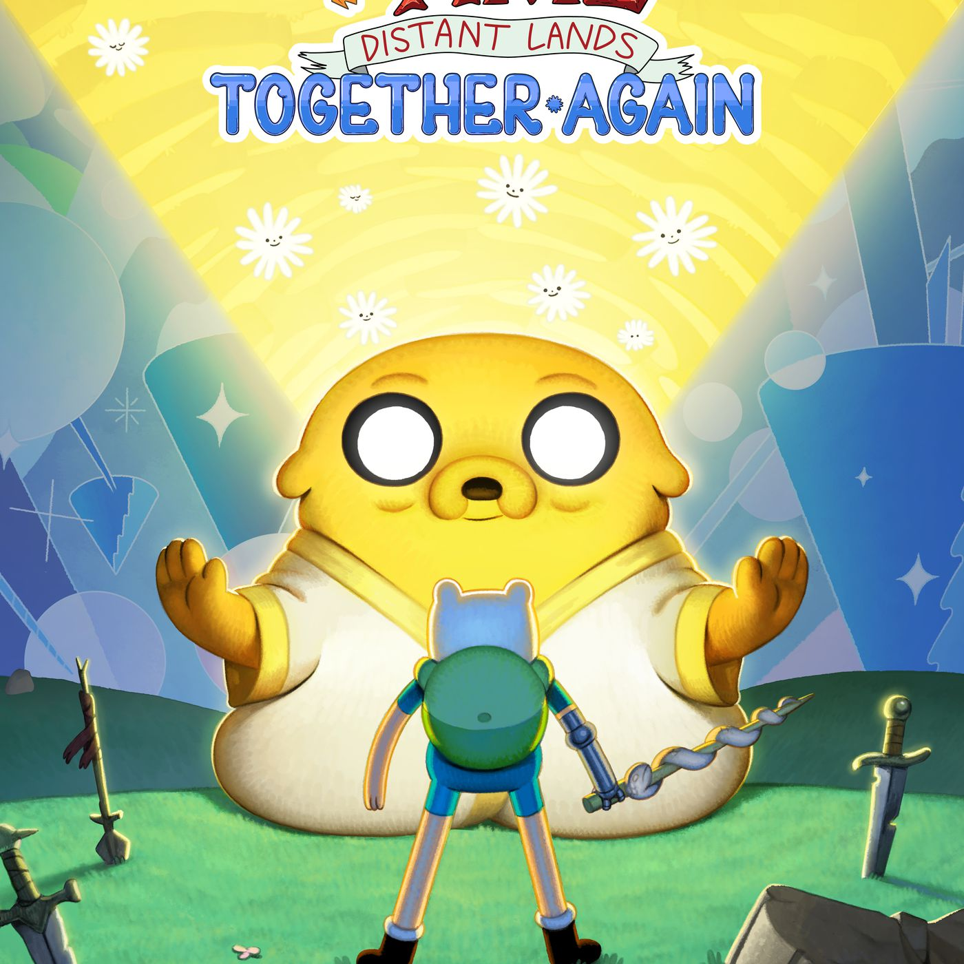 Adventure Time Distant Lands Together Again Review An Emotional Reunion Polygon