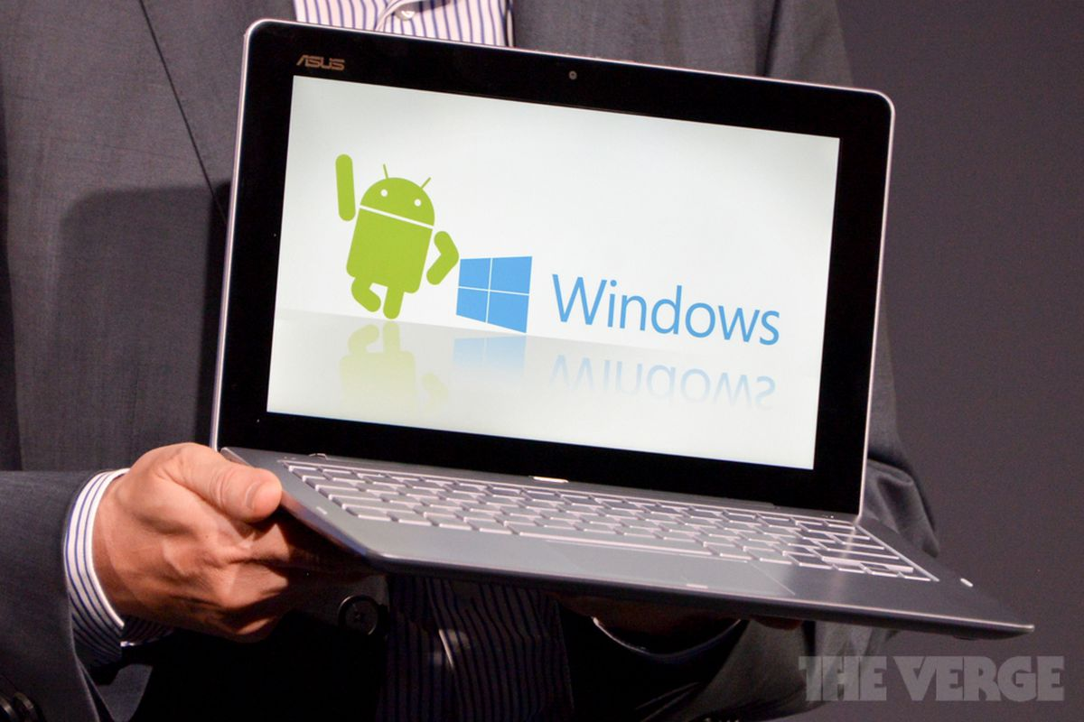 Android on Windows gets another supporter in AMD - The Verge