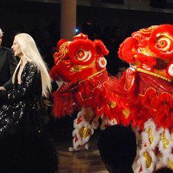 The Blonds take a bow. Photo credit: Cynthia Drescher