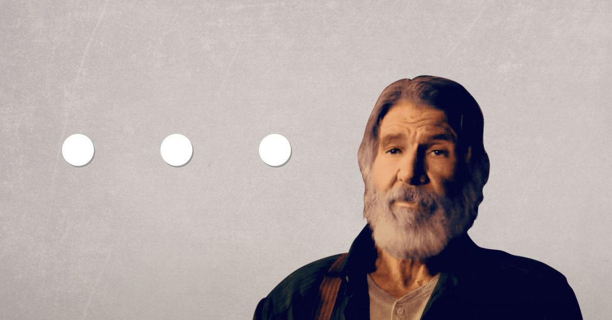 The Harrison Ford Book To Phoning It In. thumbnail