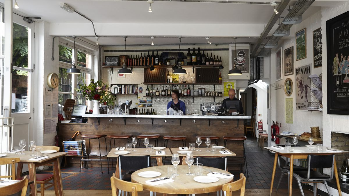 London's best dining neighbourhoods include Shoreditch, Hackney, and Columbia Road