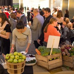 Crowds at the Sips Event. (Credit: Ken Cedeno).