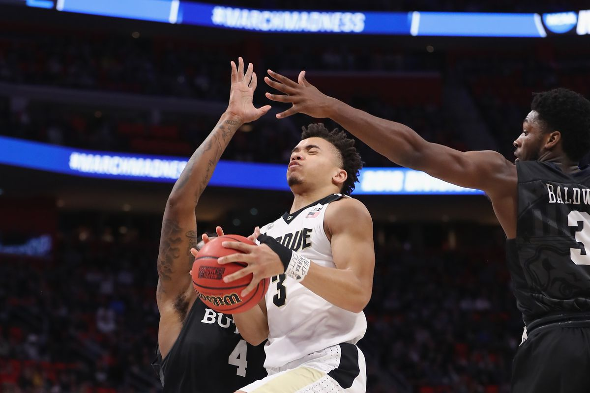 Purdue Ranked 22nd In College Basketball Coaches Poll