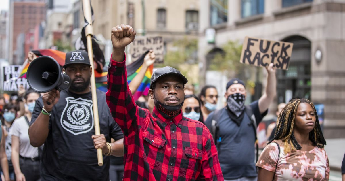 NYPD used facial recognition to track down Black Lives Matter activist