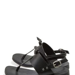 "Quinn thong sandal, <a href=""http://www.scoopnyc.com/quinn-thong-sandal.html"">Rag & Bone</a>, $290"
