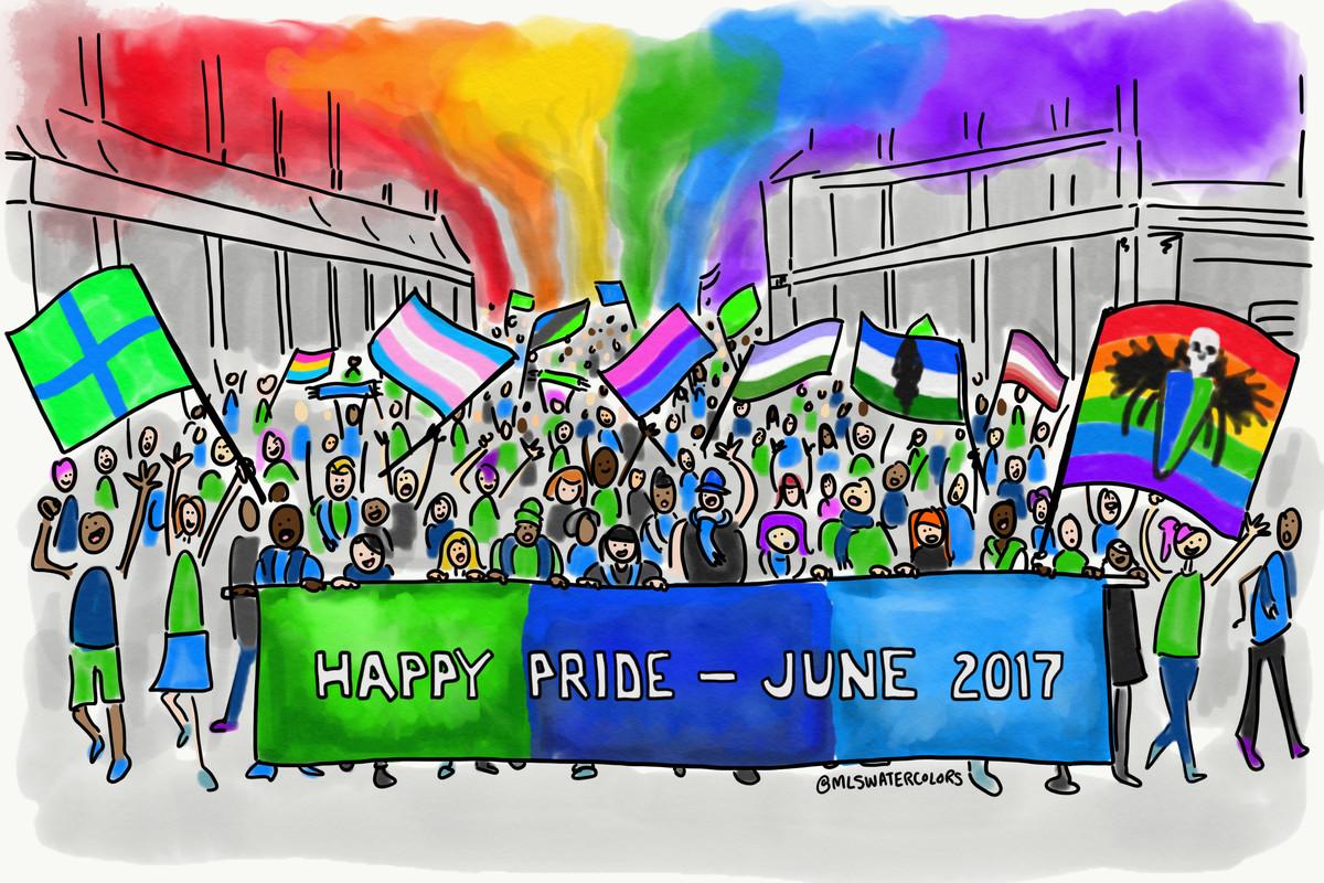 Pride Month, 2017