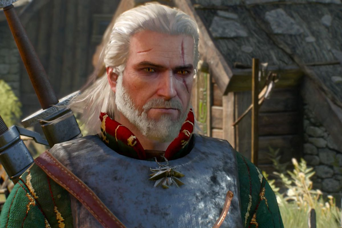 The Witcher 3: Wild Hunt - Geralt of Rivia