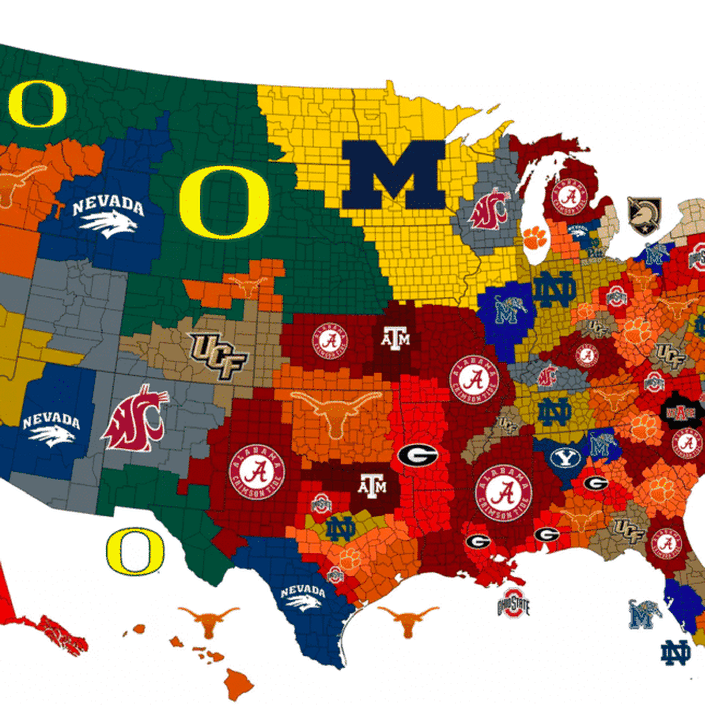 College Football Top 25 Ap Poll Coaches Poll And Power Rankings