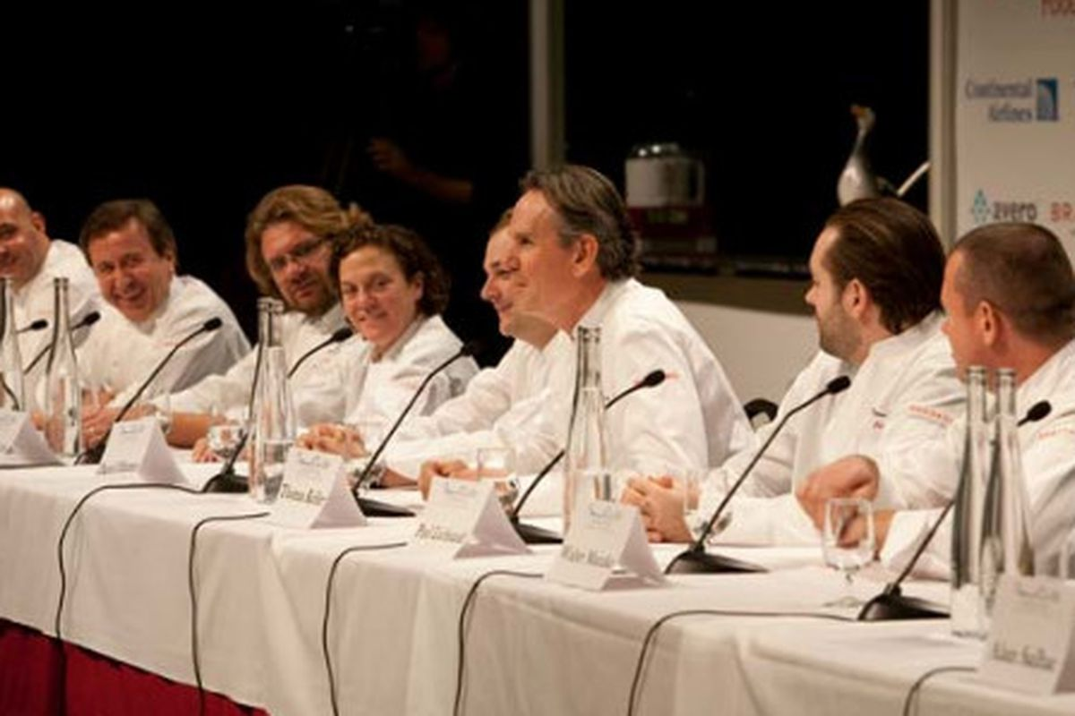At the end of January, the four US finalists for Bocuse d'Or captain will compete in Hyde Park, NY