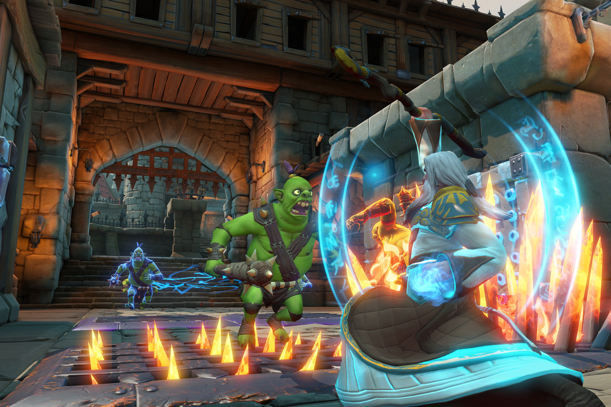 toxic players mean youre doing something right says orcs must die unchained dev update - Orcs Must Die