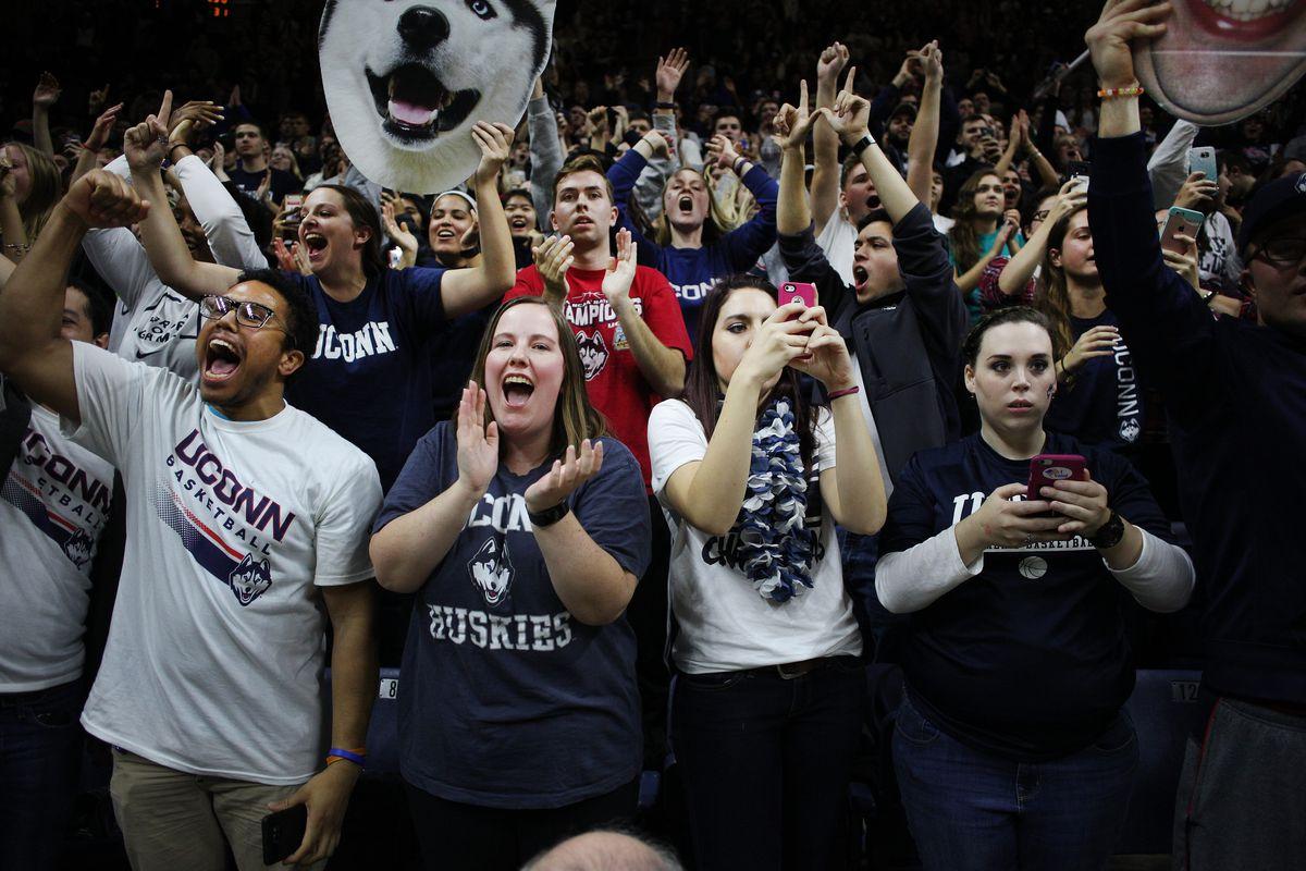 UConn Huskies Vs Baylor Bears