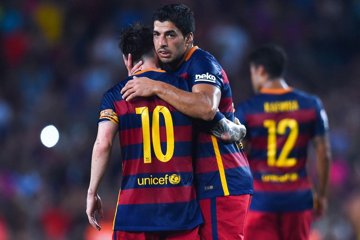 Barcelona v AS Roma - Pre Season Friendly