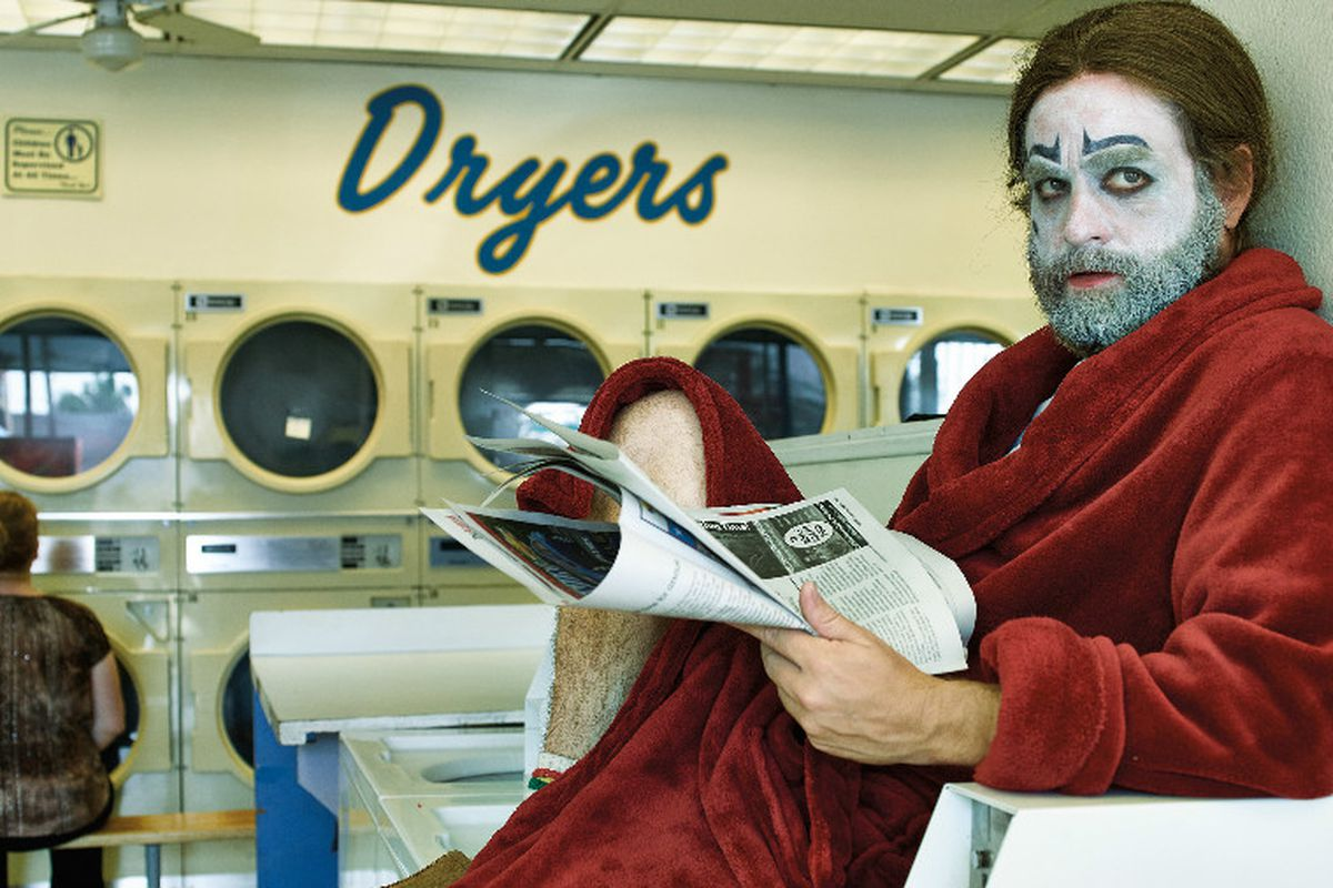 Chip Baskets (Zach Galifianakis) wants something more than this. (He probably won't get more than this.)