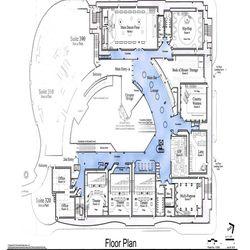 Krave Massive floor plan