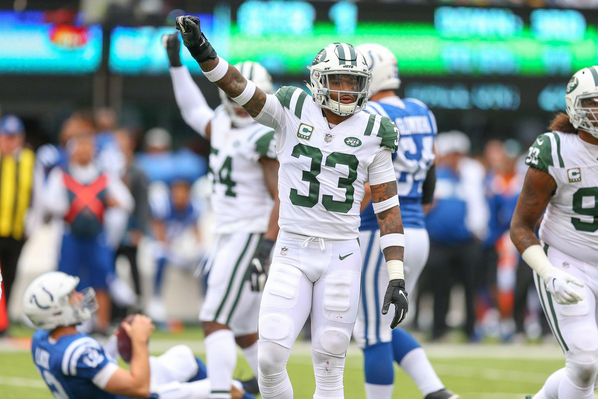 284fd834d5e Jamal Adams is sick of the Jets losing. That s all Todd Bowles is ...