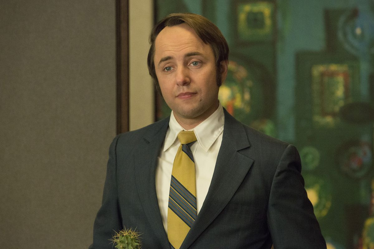 Pete Campbell gets the happy ending he always wanted: moving to Wichita.