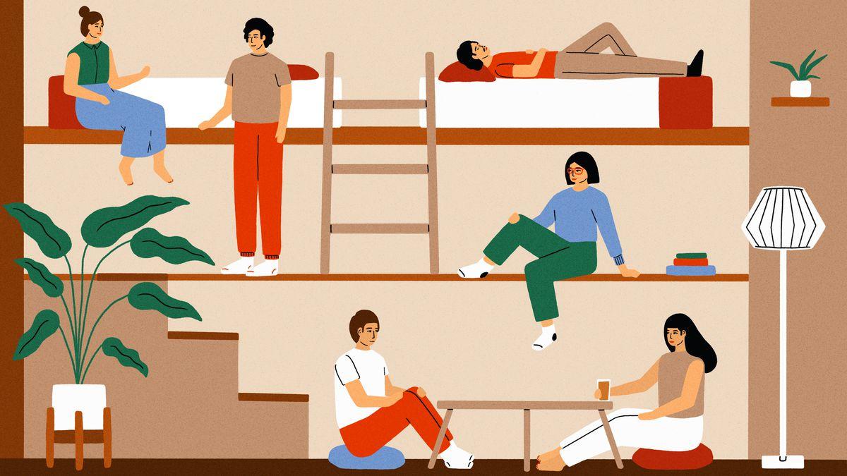 Netflix S Terrace House Brings Modern Aesthetics To Co