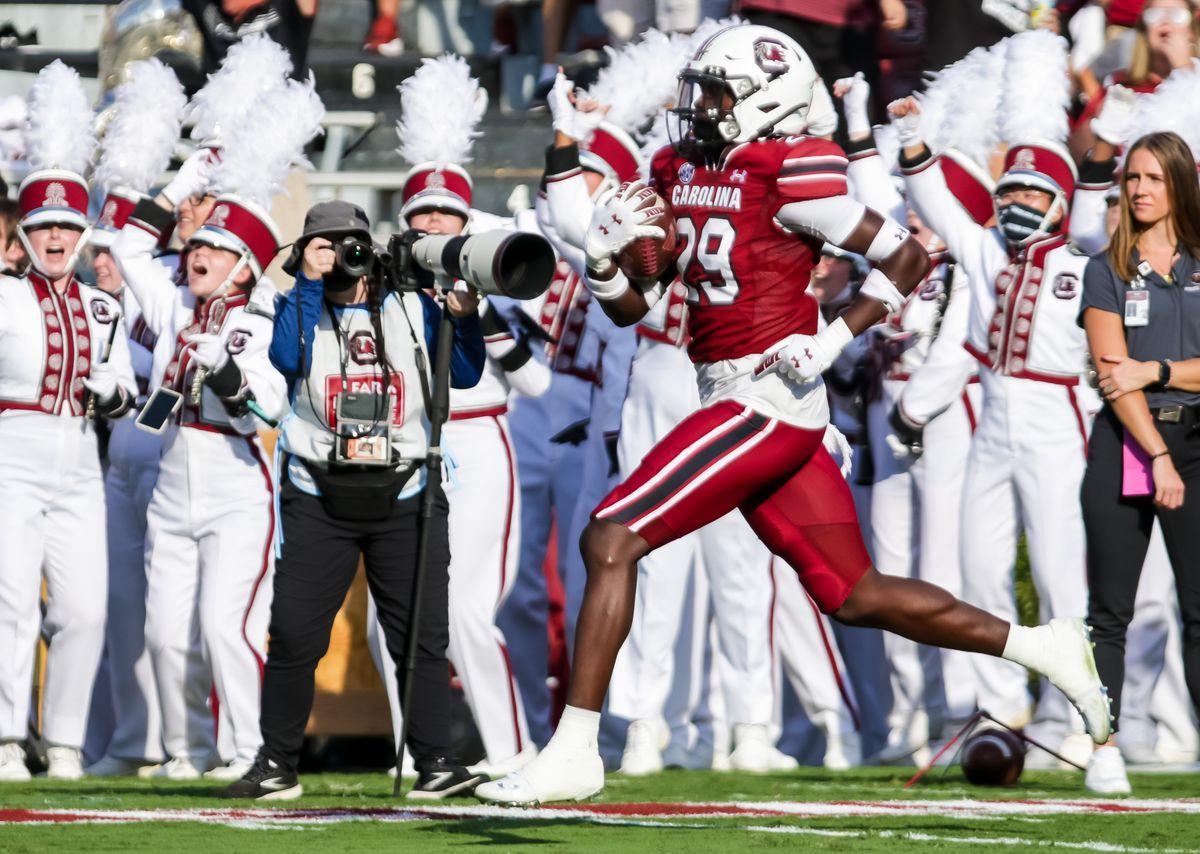 NCAA Football: Troy at South Carolina