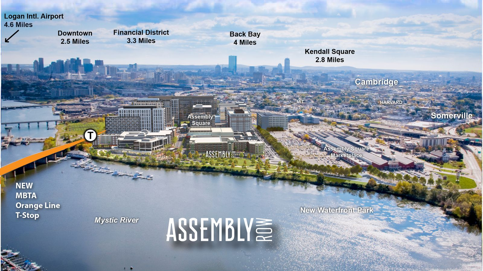 Somerville S Assembly Row Expanding To More Than 1 000