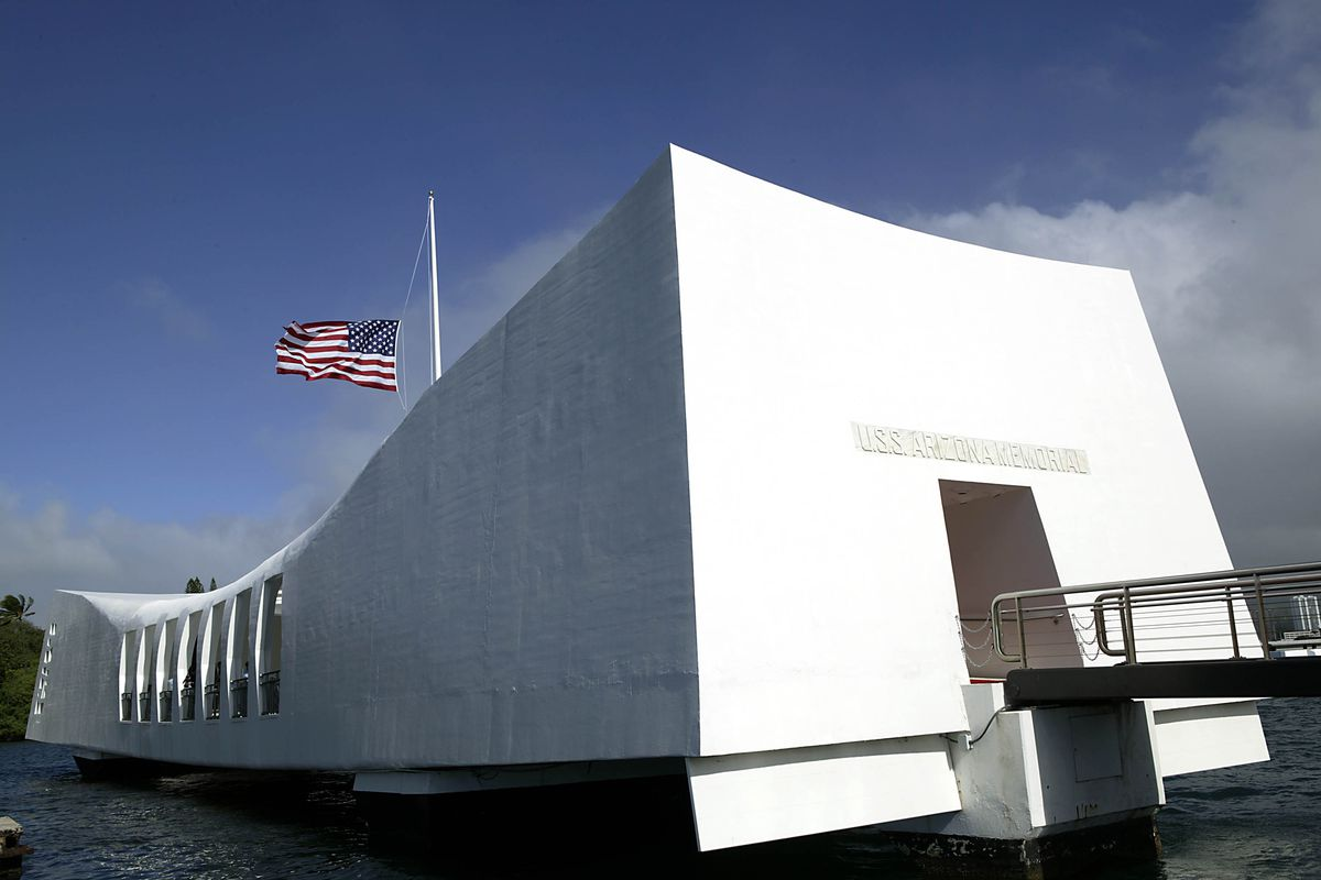 63rd Anniversary Of Attack On Pearl Harbor Observed