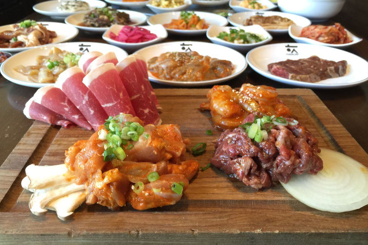 Why Culver City\'s Hanjip Is Now Serving AYCE Korean BBQ - Eater LA