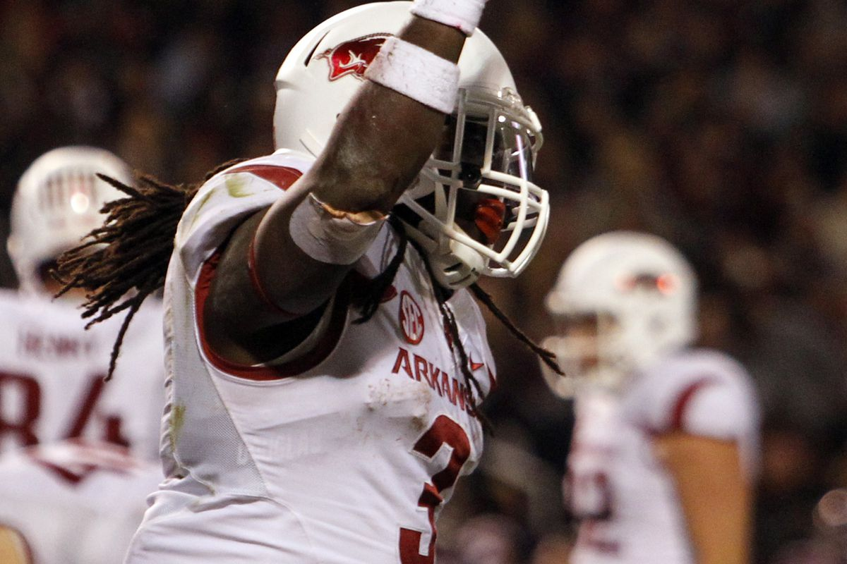 Who's going to play as a true freshman like Alex Collins did?