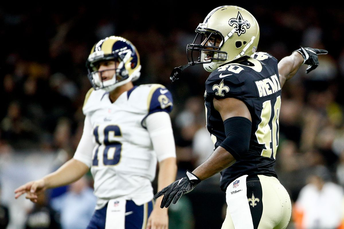 Saints Delvin Breaux to remain on injured reserve Sean Payton