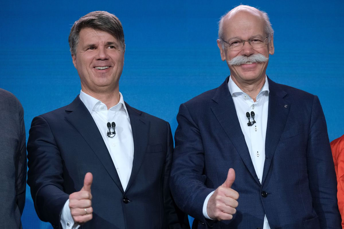 Bmw And Daimler Will Spend Over 1 Billion On The Future Of
