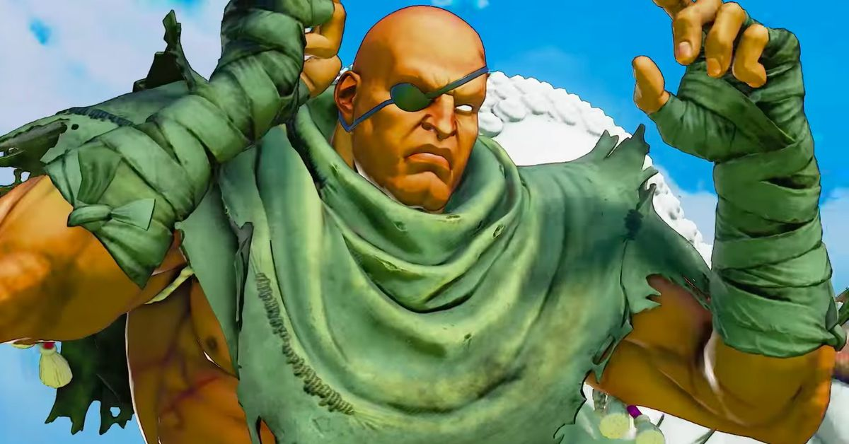 Street Fighter 5 Gets Sagat And Fighting President G This Week