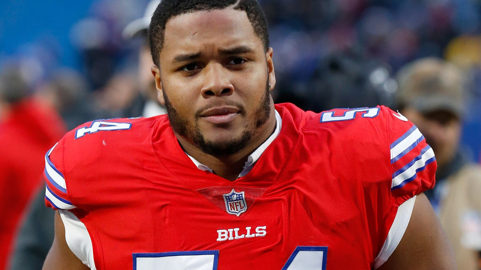 What's it mean that Eddie Yarbrough is an Exclusive Rights Free Agent