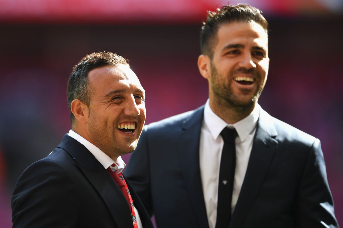 Santi Cazorla unsure of Arsenal return date after overcoming heel injury