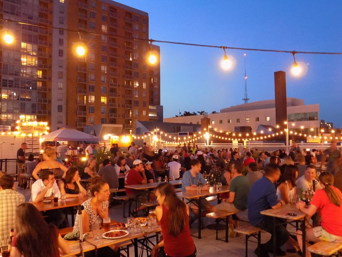 Here Are 15 Great Patios For Drinking Beer In D C