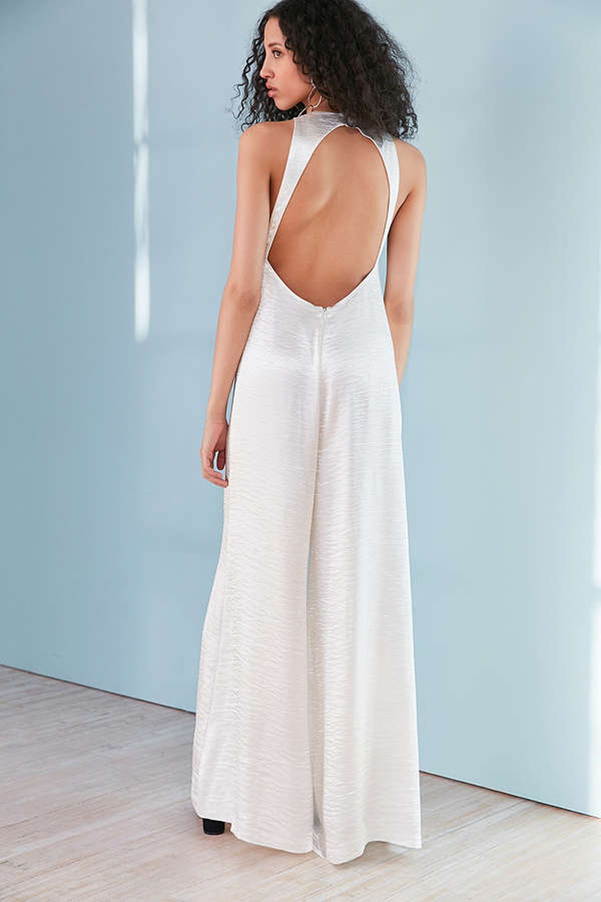 Wedding Day Jumpsuits for Brides That Don\'t Do Dresses - Racked