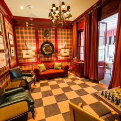 The Morphy Room:
