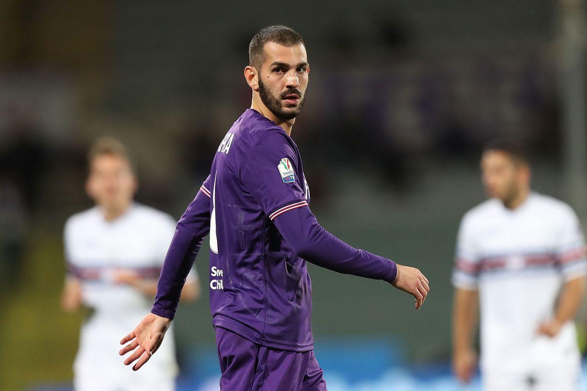 ACF Fiorentina v UC Sampdoria - Tim Cup