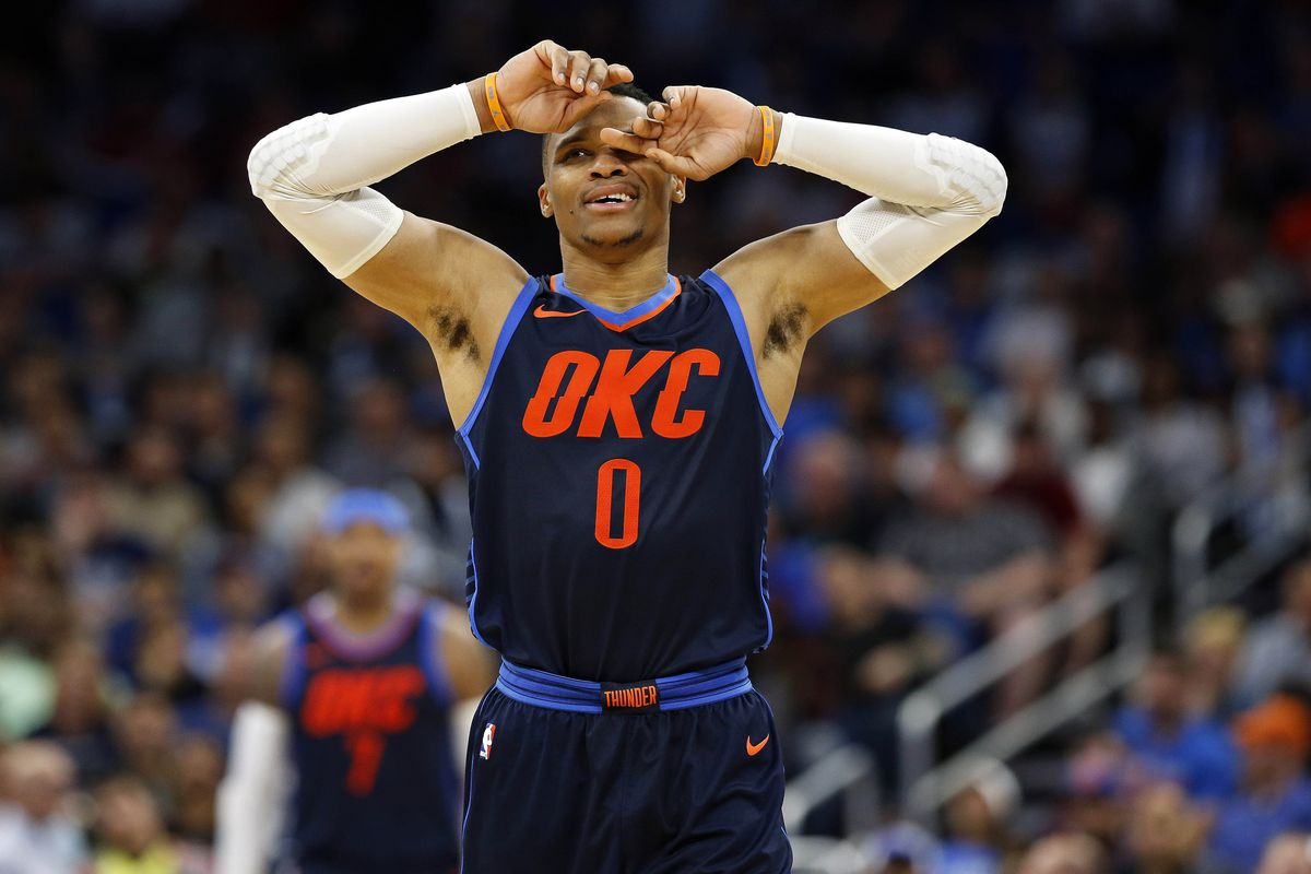 Carmelo Anthony scores 16 points with 7 rebounds in latest Thunder loss