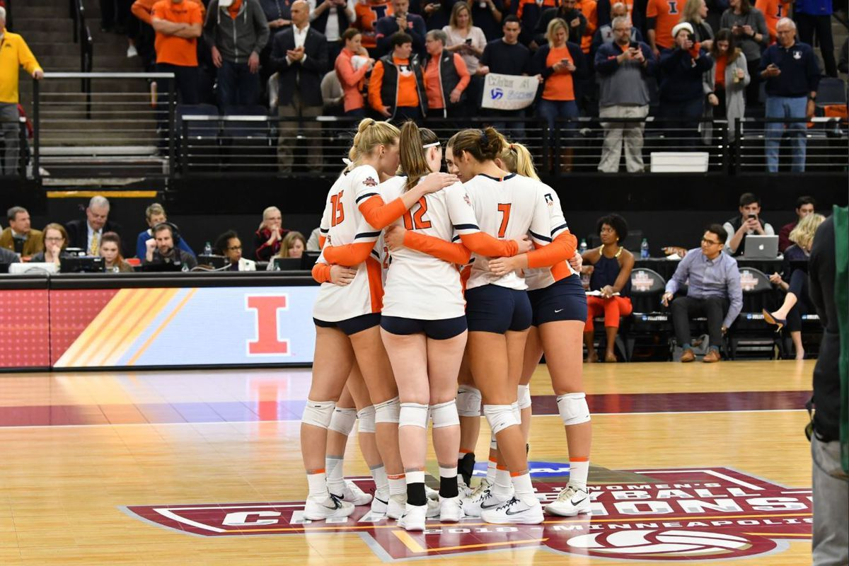 2019 Illinois Volleyball Roster Preview Seniors The Champaign Room