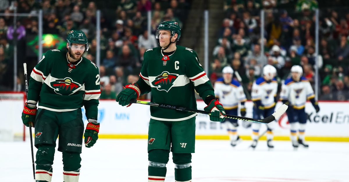 Recap: Wild left feeling blue after loss to St. Louis