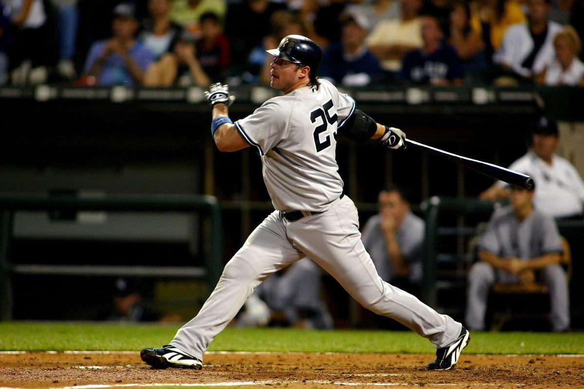 New York Yankees vs Chicago White Sox - August 10, 2006