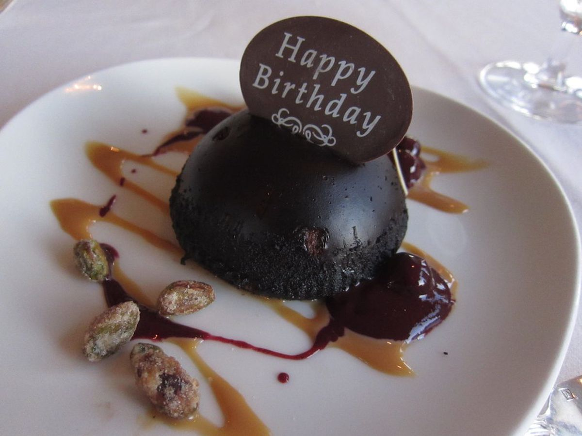 Eight La Restaurants That Promise Free Birthday Desserts