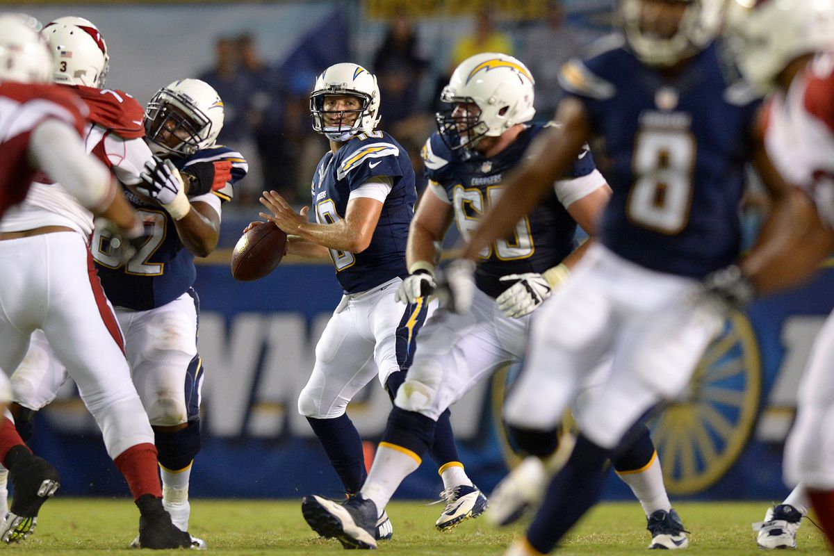San Diego Chargers sign OG Craig Watts to practice squad - Bolts