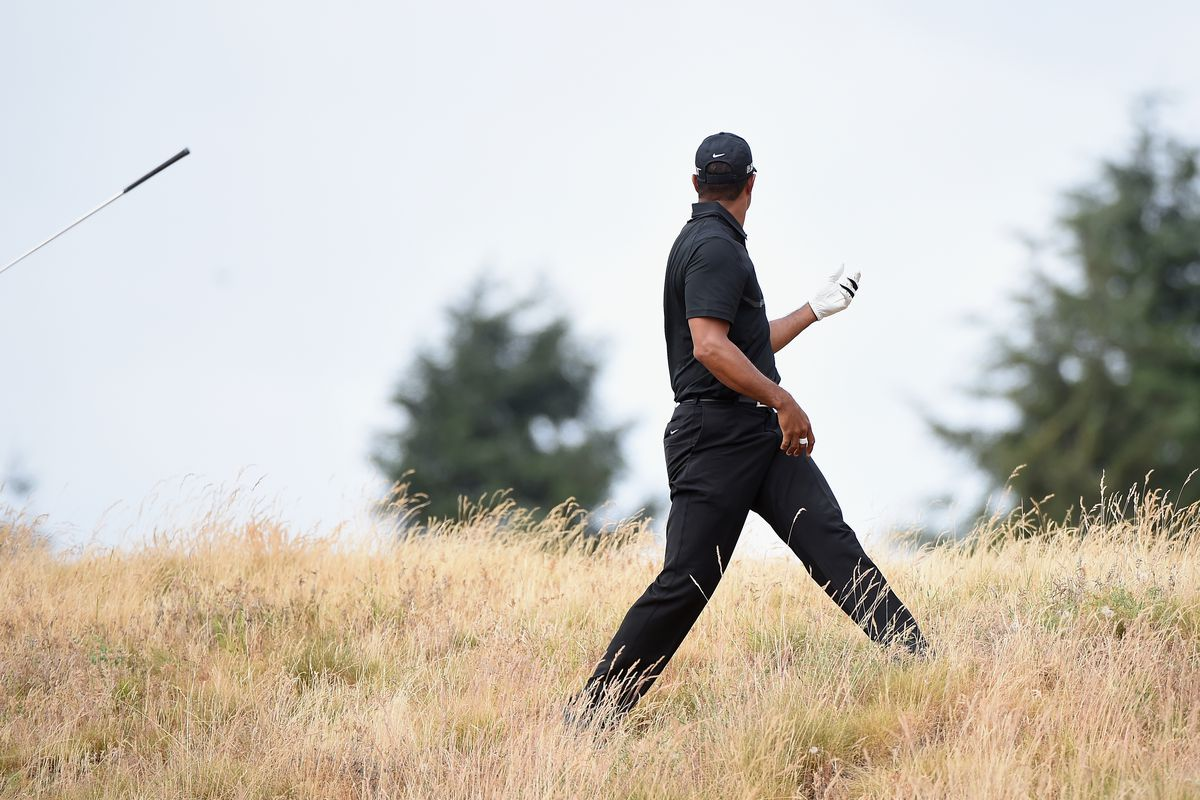 U.S. Open leaderboard 2015: Tiger Woods shoots a career-worst 10 ...