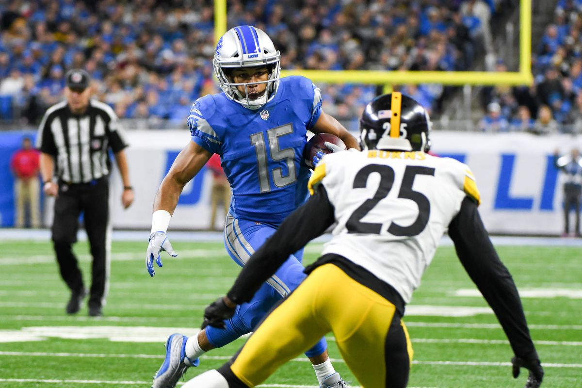 NFL: OCT 29 Steelers at Lions
