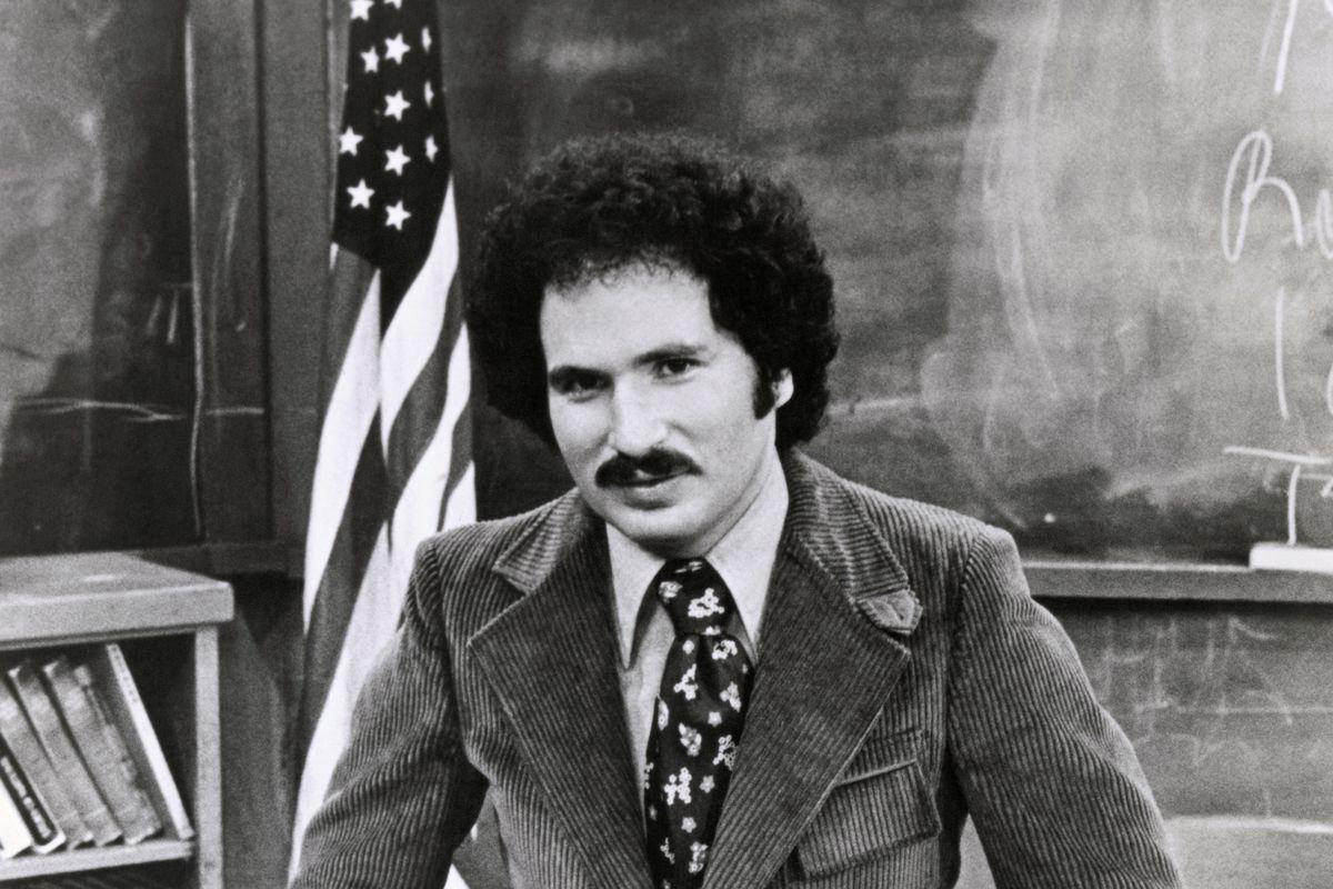 Portrait of Gabe Kaplan