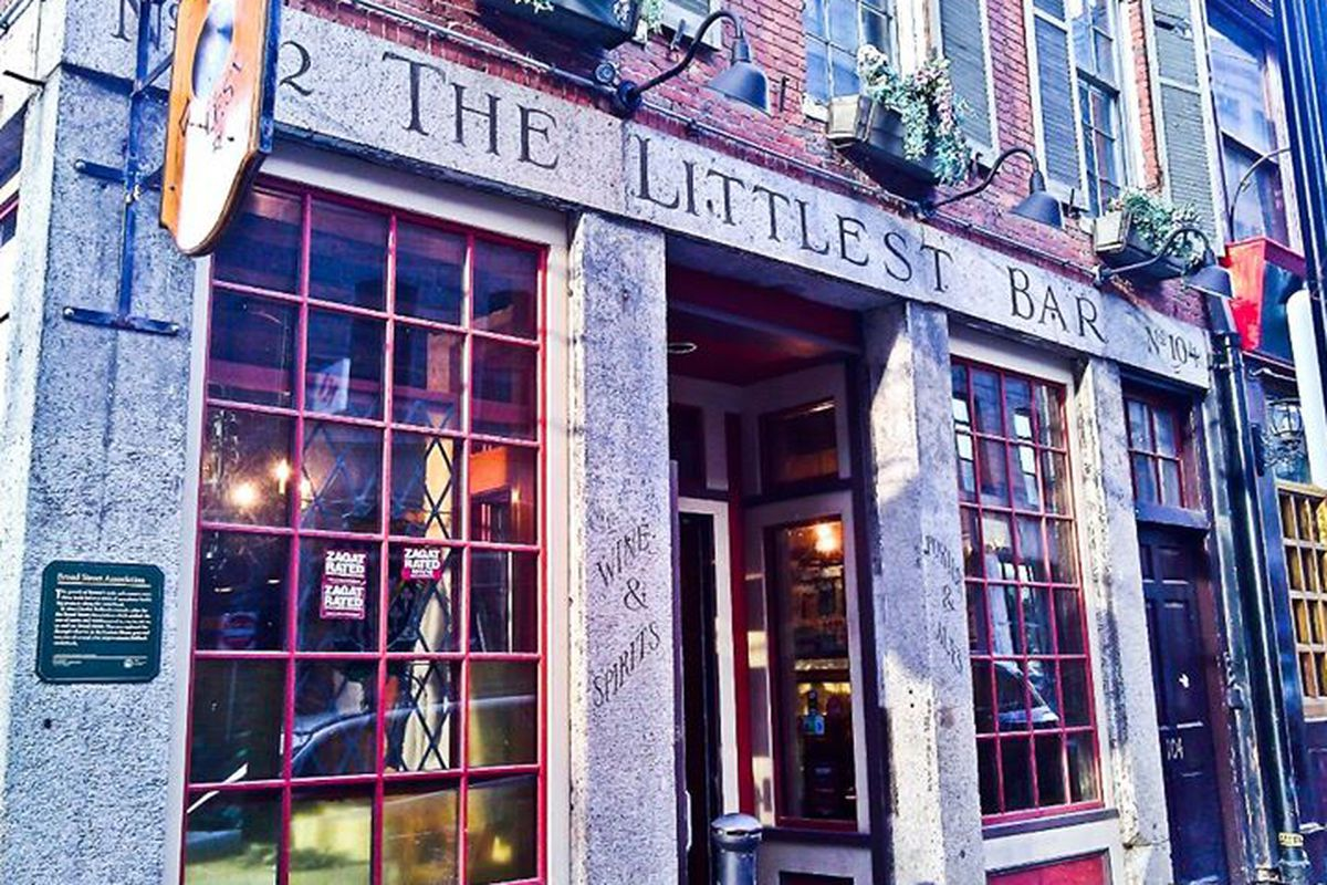 The Littlest Bar
