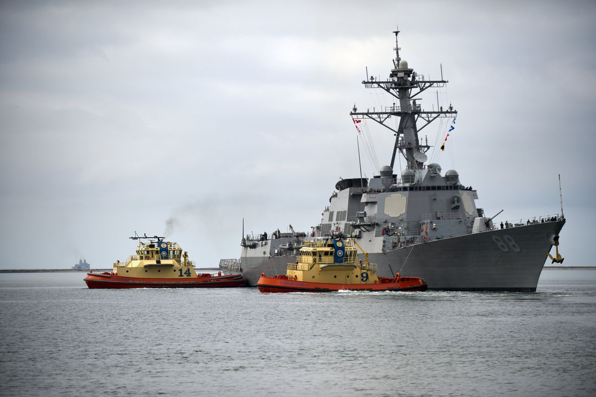 The US Navy is planning to equip a destroyer with a laser system by