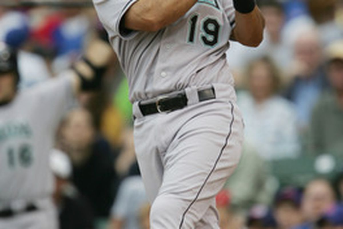 Mike Lowell, Florida Marlins, 2003