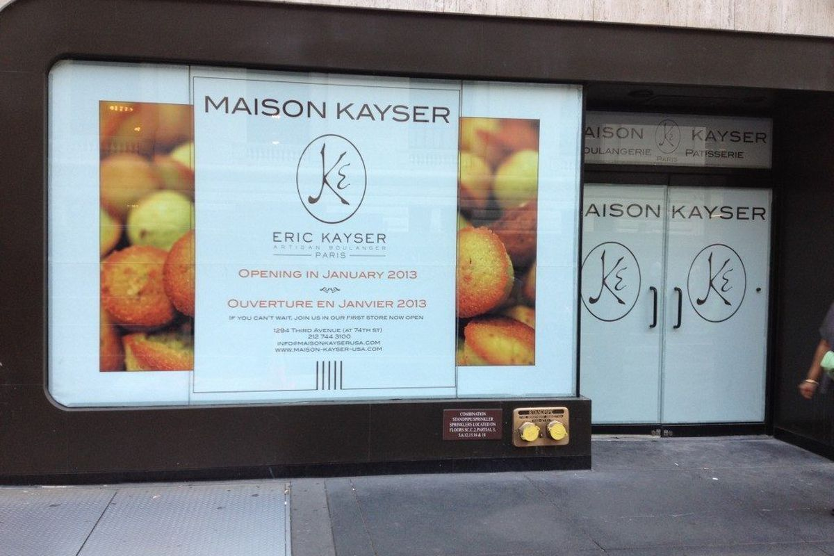 """Midtown Maison Kayser via <a href=""""http://midtownlunch.com/2012/10/08/maison-kaysers-newest-location-will-be-in-midtown/"""">Midtown Lunch</a>."""