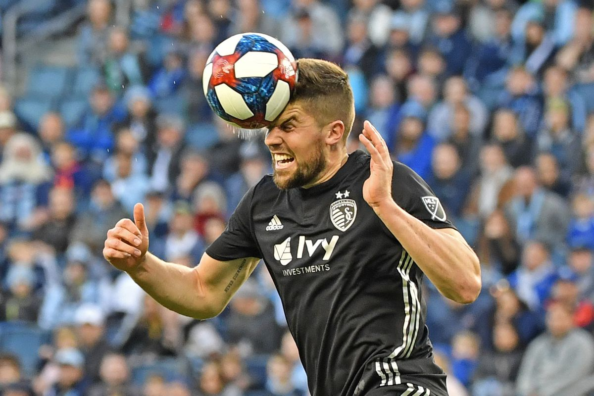 watch 5e727 f694a Question of the Day: Sporting KC Defenders - The Blue Testament