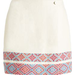 """Piece & Co. and Tory Burch """"Ruby"""" skirt, $295"""
